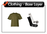 Clothing - Base Layer
