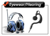 Eyewear/Hearing Protection