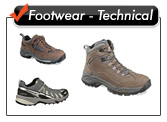 Footwear - Technical
