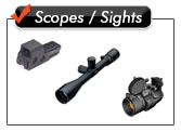 Scopes/Sights/Weaponlights